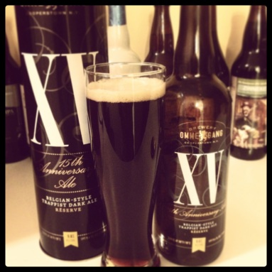 Ommegang 15th Anniversary Ale
