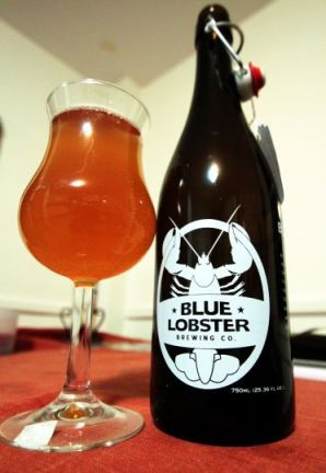 Blue Lobster saison