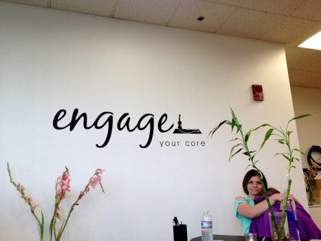 Lisa Hamel Happ of Engage Your Core