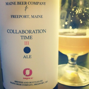 maine beer co collaboration