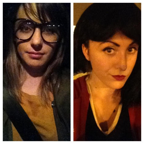 Our costumes - Daria & Jane