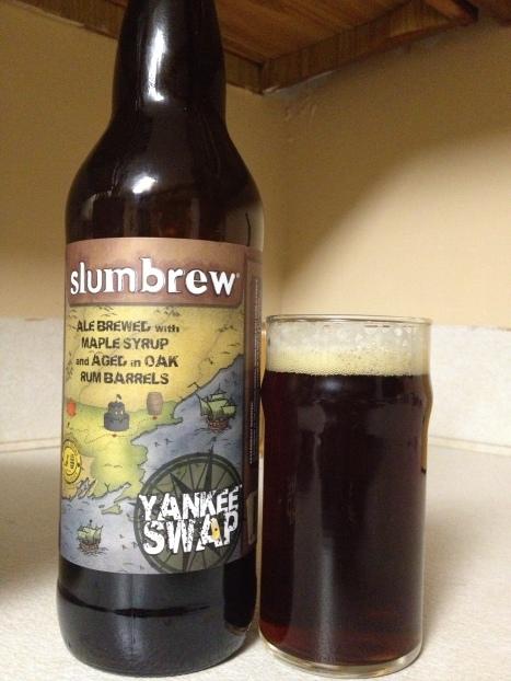 Slumbrew Yankee Swap2