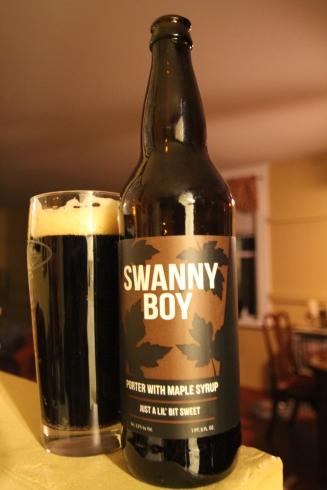 Swanny Boy Porter