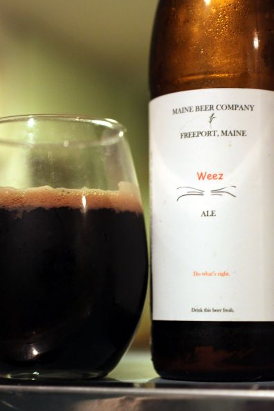 Maine Beer Co Weez