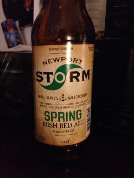 Newport Storm Irish Red2