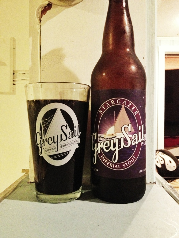 Grey Sail Stargazer Stout