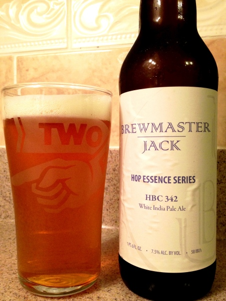 Brewmaster Jack HBC342